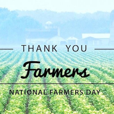 International Farmers Day! June 7th 11-3pm