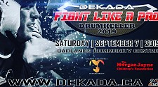 Dekada Fight September 7th 2019