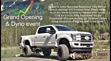 Proven Diesel - Grand Opening - Sat Sept 14th - BBQ Fundraiser!